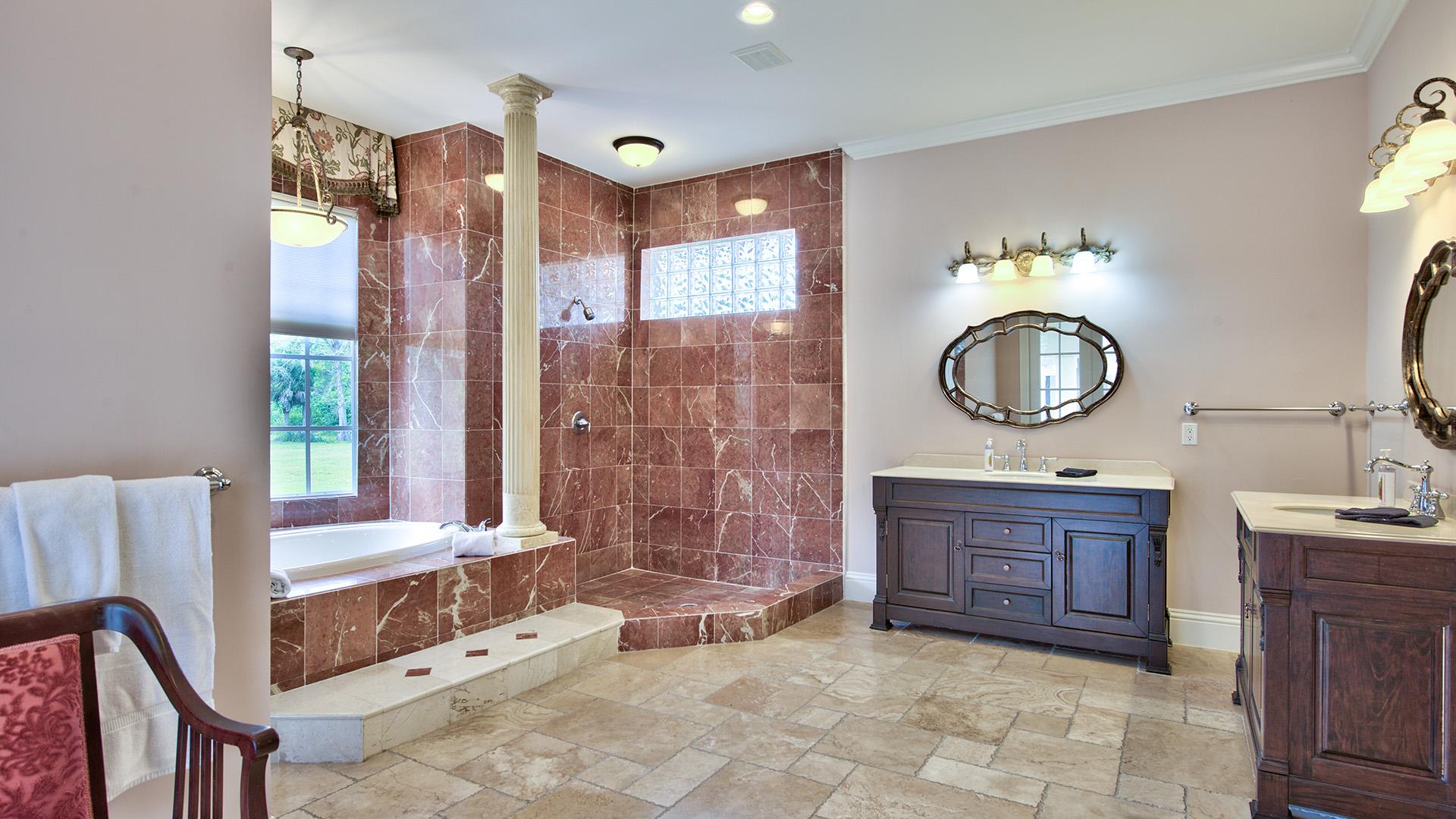 Knickerbocker Naples Master Bath 2