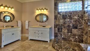 Knickerbocker Naples Master Bath