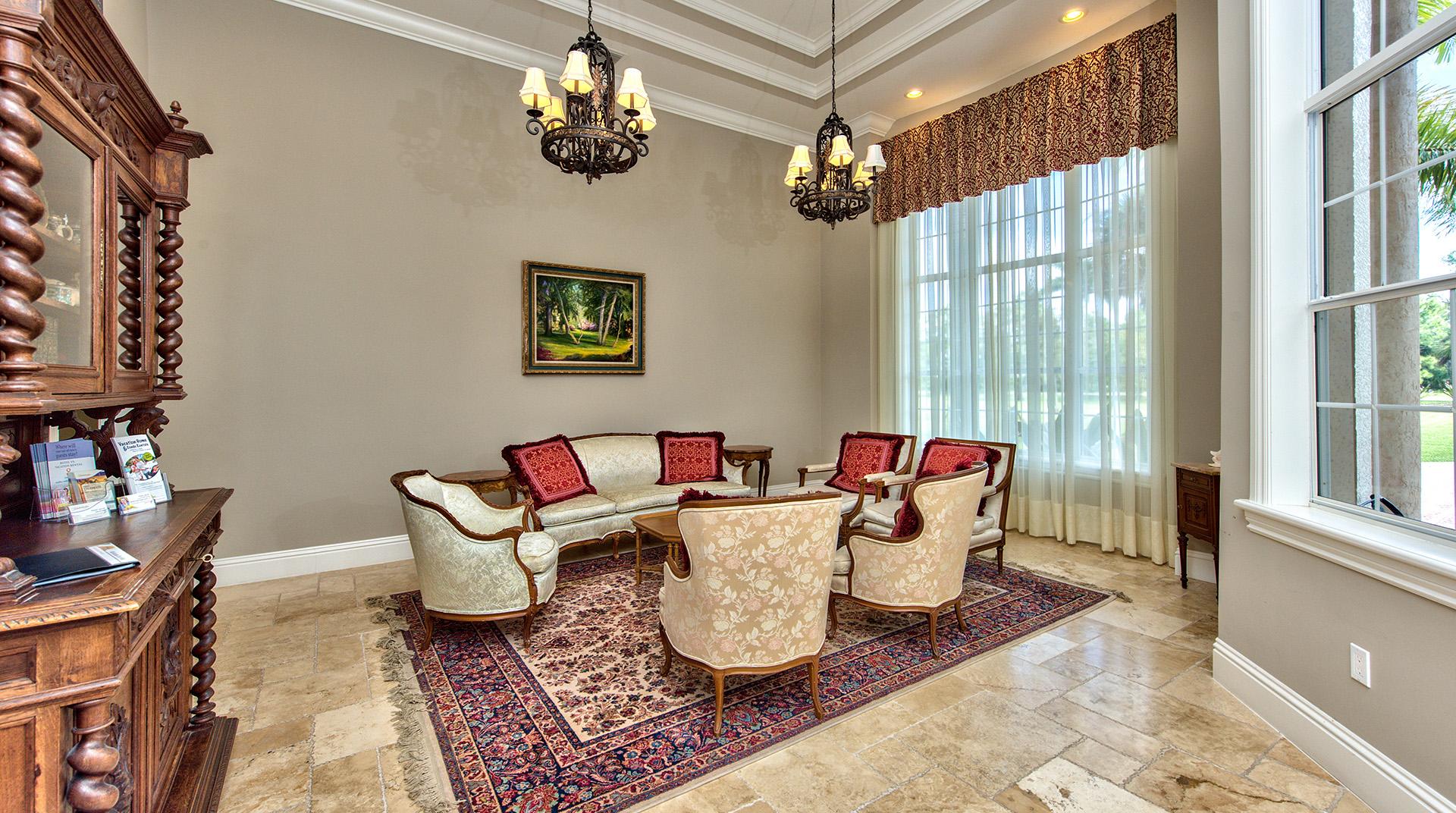 Knickerbocker Naples Living Room 1