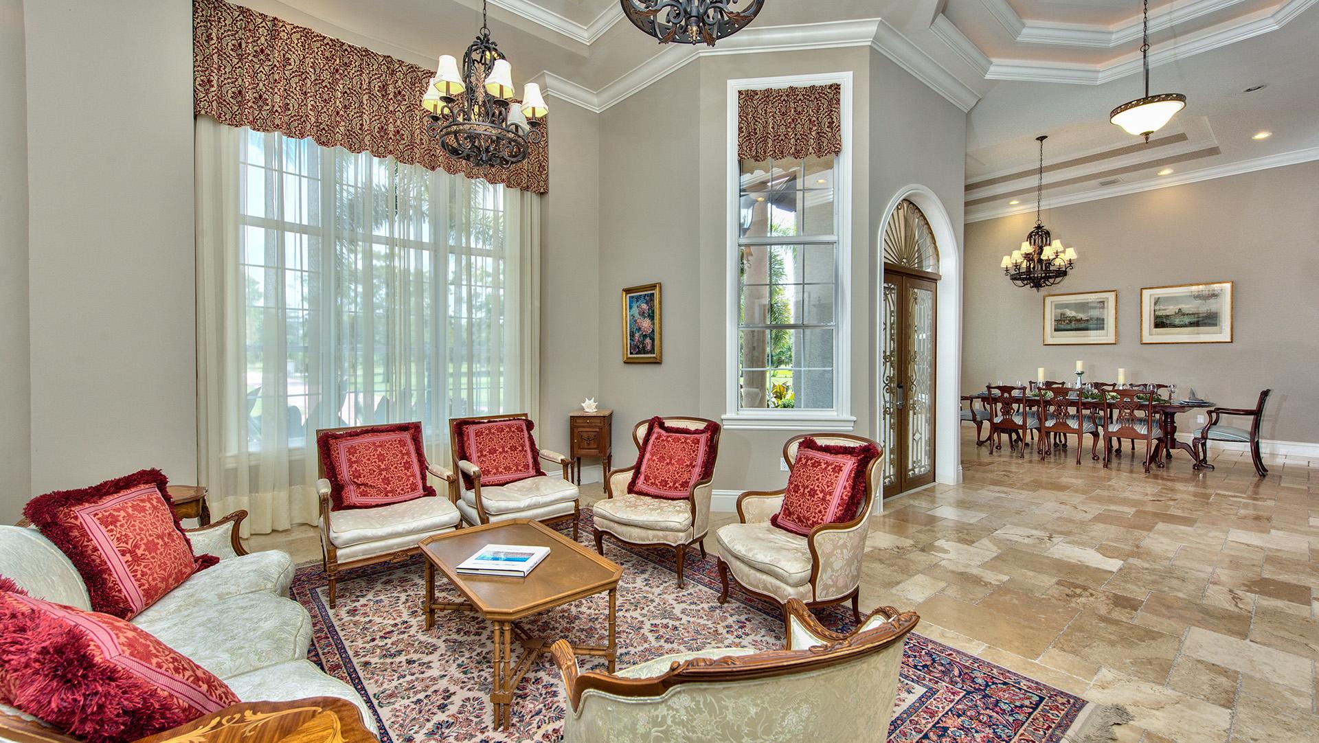 Knickerbocker Naples Living Room 2